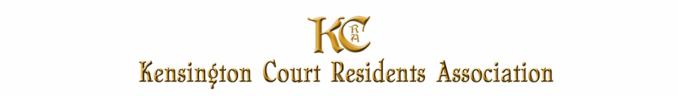 Kensington Court Residents Association